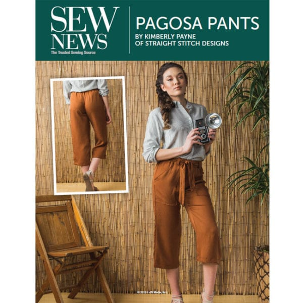 pagosa pants free sewing pattern
