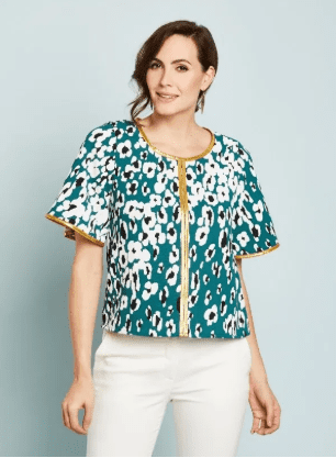 stella top free sewing pattern