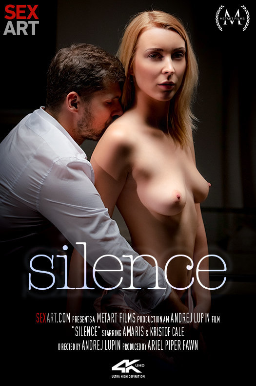 Cover: Silence (Amaris) - SexArt