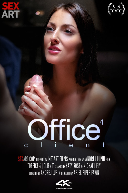 Cover: Office Episode 4 - Client (Katy Rose) - SexArt
