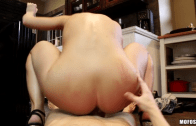 HOUSEWIFE FUCKS IN THE KITCHEN KAGNEY LINN CARTER