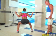 SQUAT ON THE  DICK – AMIRAH ADARA