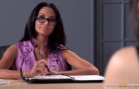 AVA ADDAMS -THE BOOK REPORT BIG TITS AT SCHOOL