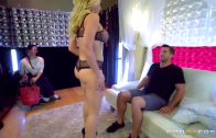 Kagney Linn Karter – Striptease Scene Don't Touch her
