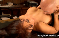 JAYDEN JAYMES IN NAUGHTY OFFICE