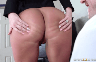ON THE COCK WHILE ON THE CLOCK – JULIE CASH