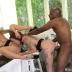 ANNA BELL PEAKS & KATRINA JADE TAKES MANDINGO'S COCK