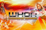 Whor: Godess of Thunder, A Digital Playground XXX Parody Part 1