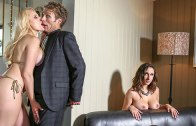 Digital Playground – Ashley Adams – How I Fucked Your Mother: A DP XXX Parody Episode 4