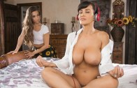 Mommysgirl – Lisa Ann & Cassidy Klein – Mommy's Meditation