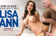 EvilAngel – How To Date Glam, Busty MILF Lisa Ann