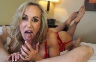Brandi Love – Insanely Hot MILF Treats Your Cock to a Sensual Sucking