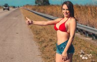Digital Playground – Ashly Anderson – Side Of The Road Shag