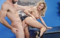 Big Tits At Work – Scanner Scandal – Jessa Rhodes