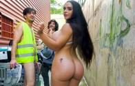 Marta La Croft Loves to Public Fuck