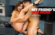 My Friend's Hot Mom – Alexis Fawx