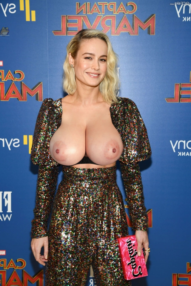 Brie Larson naked 2 - Brie Larson Nude Fake Sex Porn Images