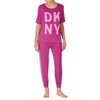 DKNY Only In DKNY T-shirt And Jogger Set * Kampanj *