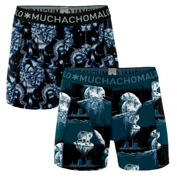 Muchachomalo 2-pack Cotton Stretch Climate Change Boxer