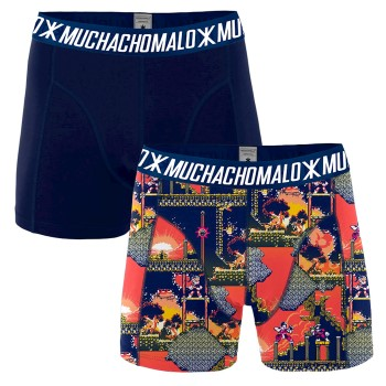 Muchachomalo 2-pack Cotton Stretch Super Nintendo Boxer