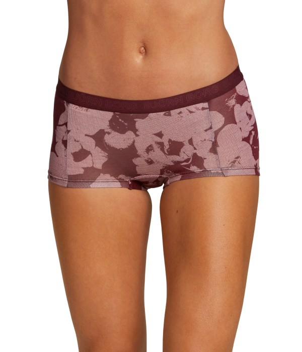 2WAYFLOWER TENCEL MINISHORTS Winetasting,36