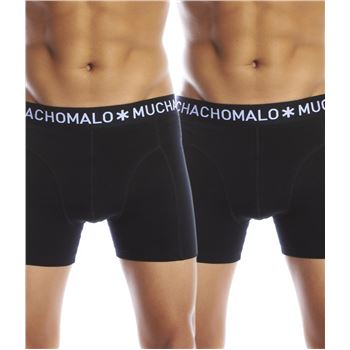 Muchachomalo 2-pack Solid Boxer UPP1