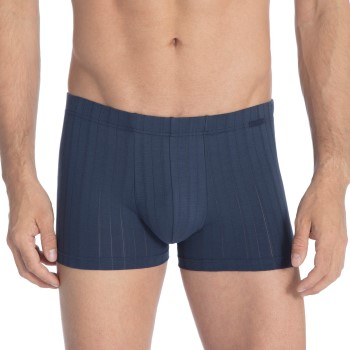 Calida Kalsonger Pure and Style Boxer Brief 26786 Indigoblå bomull X-Large Herr