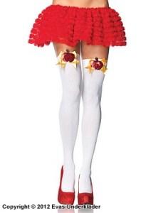 Stockings med äpplen