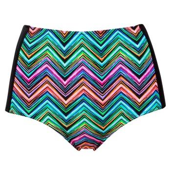 Trofe Zig Zag Bikini Maxi Brief Flerfärgad 42 Dam