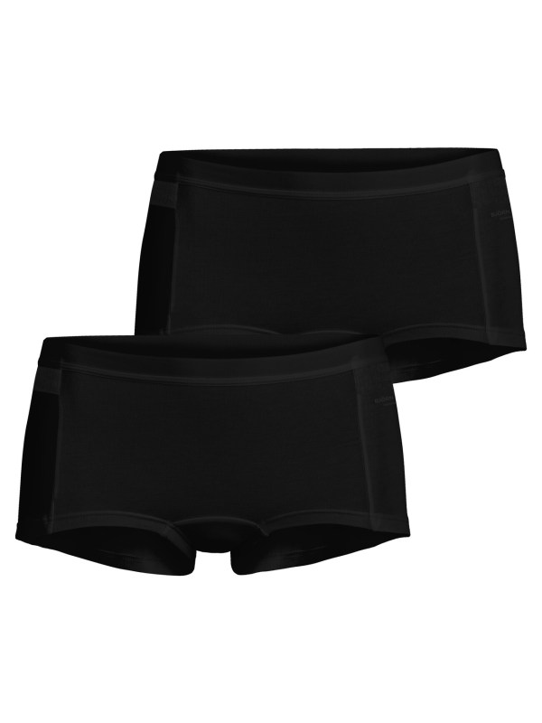 SOLID PERFORMANCE MINISHORTS 2-PACK Black Beauty,38