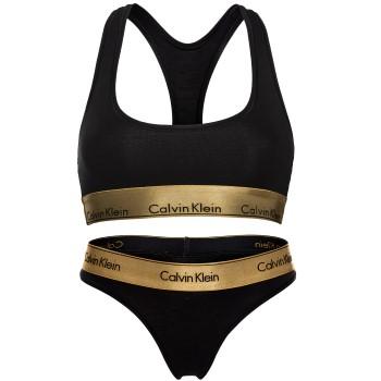 Calvin Klein Modern Cotton Metallic Set