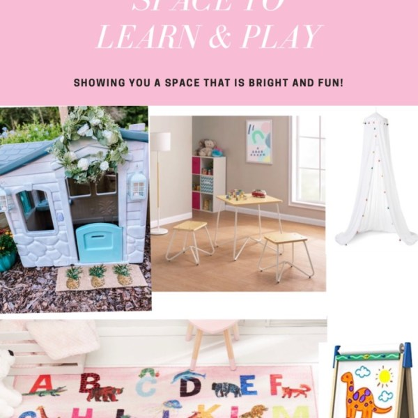 The Year of the Playroom – Room Transformation
