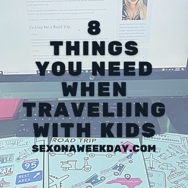 8 Road Trip Essentials for Children + 3 Free Printables