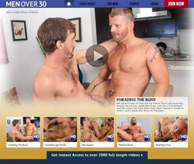 6 Top Membership Porn Sites In Mature Gay Men Category