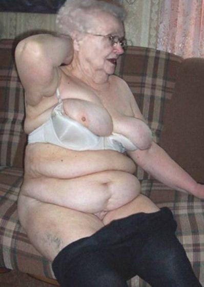 Old Omageil Granny - Datawav-5299