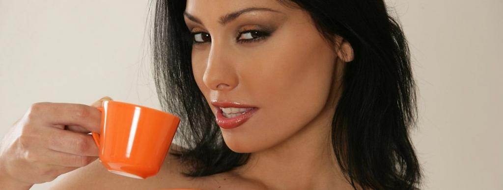 Горячая чашка секса