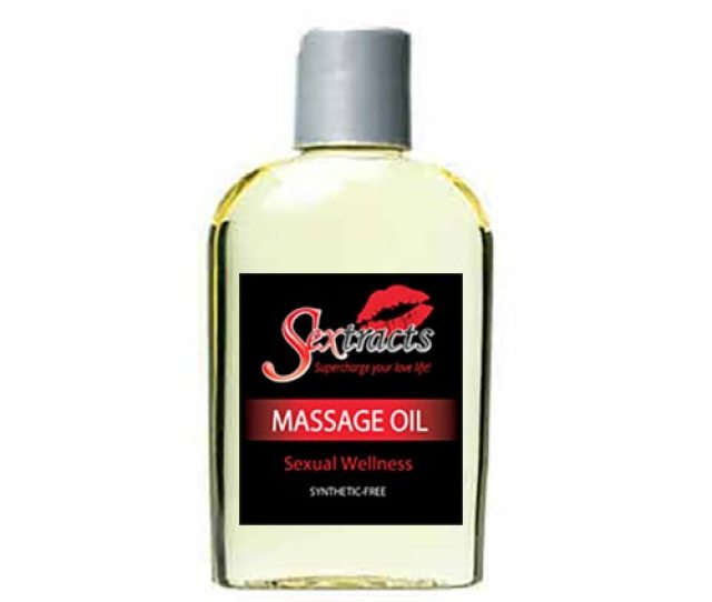 Sextracts Sensual Massage Oil