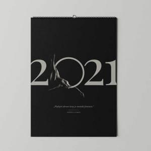 Nástěnný sexy kalendář
