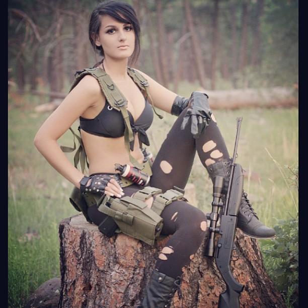 sniper wolf nude