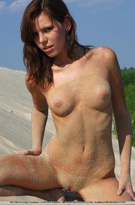 spongebob sandy nude