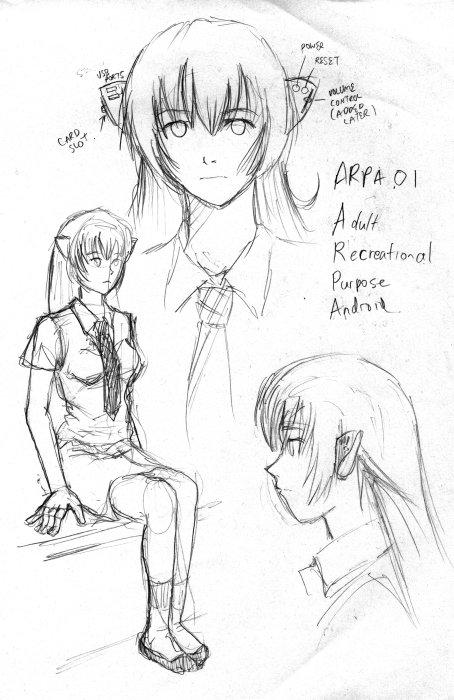 sketch-arpa