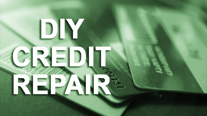 How To Repair Your Credit On Your Own in 7 Easy Steps