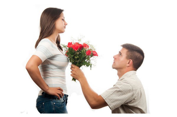 first tips to make him fall for you