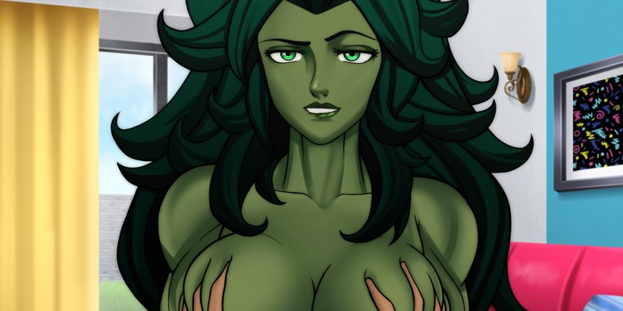 Sexyverse Games Infinity Crisis Island DC Marvel NSFW Fan Game