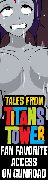 Tales from Titans Tower on Fan Favorite Access on Gumroad Teen Titans Fan Game by Sexyverse Games