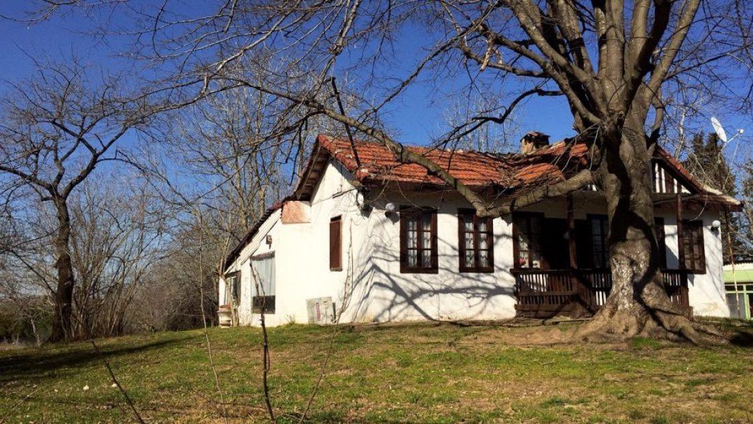 Polonezköy'ün en çok fotoğraf çekilen evi