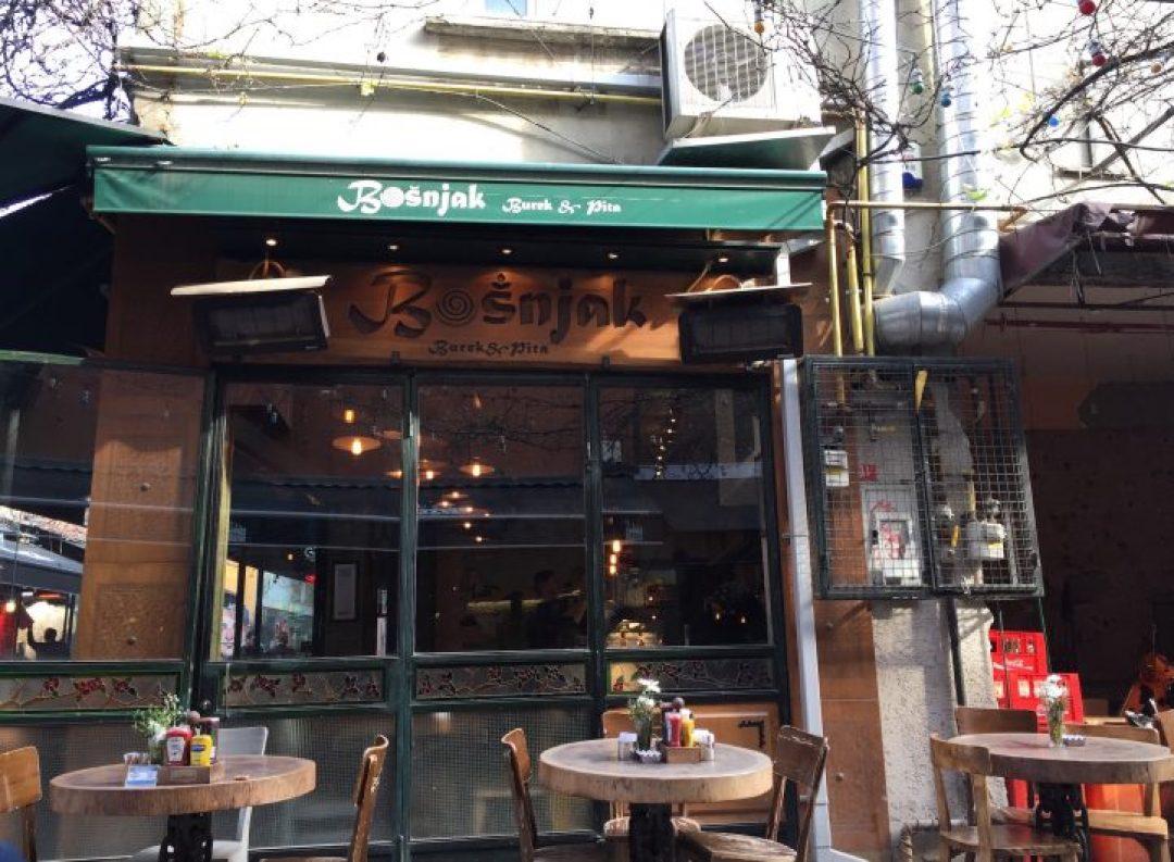 Karaköy'de farklı lezzetlerin peşinde olanlar için adres Bosnjak