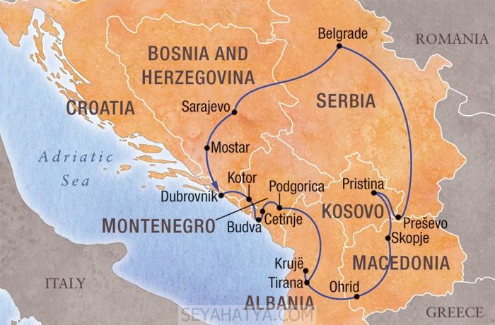 Seyahatya Balkan Travel