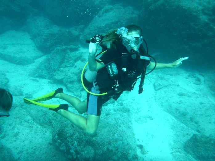 Diving Seychelles PADI advanced course