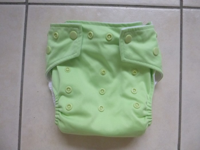 Baba&boo cloth nappies review